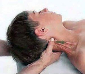 Cara Urutan Sisi Leher