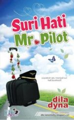 Cover Novel Suri Hati Mr. Pilot