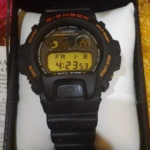 G-Shock DW 6900 Fox Fire