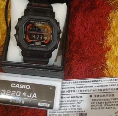 G-Shock GXW-56