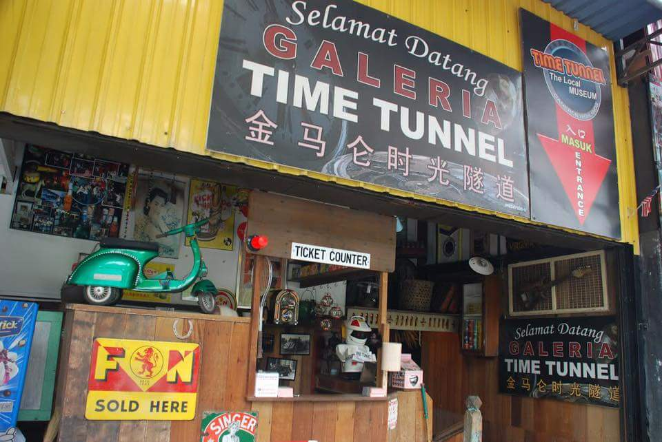 Galeria Time Tunnel
