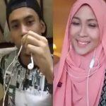 Gambar Khai Bahar Berduet Dengan Siti Nordiana Melalui Aplikasi Smule