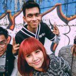 Gambar anggota Sakura Band.