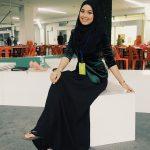 Gambar Gadis Melayu Sopan Janna Nick