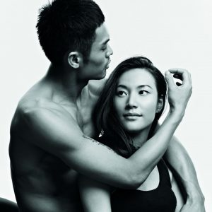 Gambar Lin Dan Dan Isteri Pemain Badminton