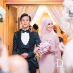 Gambar Perkahwinan Bella Dally Dengan Nazim Othman