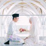 Gambar Perkahwinan Saharul Ridzwan Dan Deena Emir