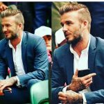 Gaya Rambut David Beckham The Rockabilly Undercut Hair Style