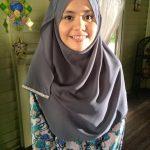 Gaya Tudung Najwa Latif
