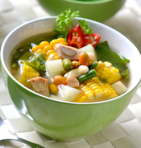 Hidangan Sup