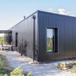 Idea kreatif membina rumah kontena menghasilkan ciptaan yang moden.