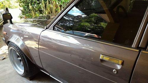 Kereta Di Cat Dengan Warna Baru Titanium Metallic