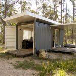 Kontena juga boleh dijadikan sebagai rumah persinggahan.