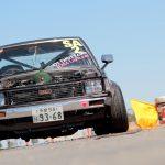 Modifikasi tayar lebar Toyota KE70