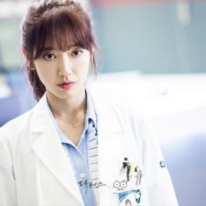 Park Shin Hye Dalam Drama Doctor