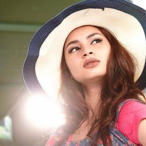 Pelakon Drama Vanilla Coklat Izara Aishah