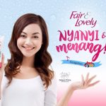 Promosi Fair And Lovely Oleh Daiyan Trisha