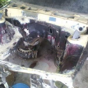 Proses Welding Dan Repair Bahagian Reput