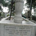Pusara Allahyarham P Ramlee