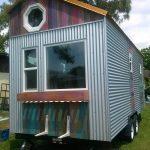 Rekaan rumah mudah alih ini boleh dibawa kemana sahaja.