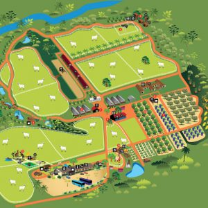 Uk Farm Resort Maps