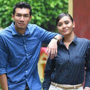Ungku Ismail dan Siti Elizad