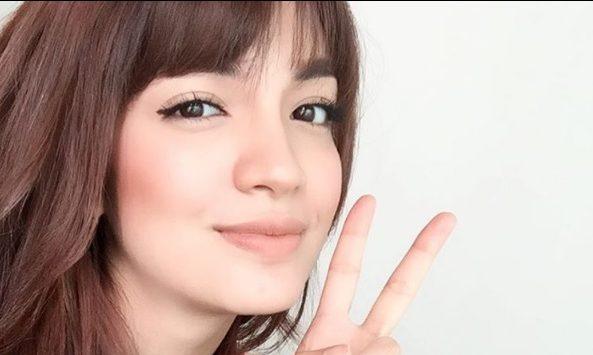 Wajah Cantik Amyra Rosli