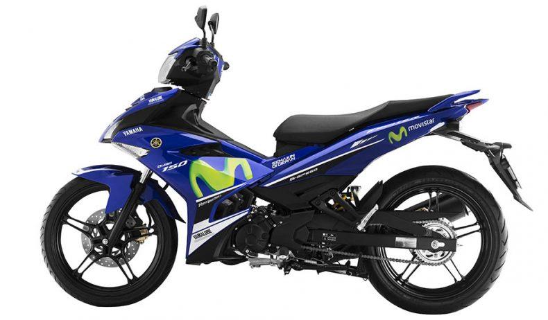 Yamaha Y15zr Movistar Motogp Edisi Pertama