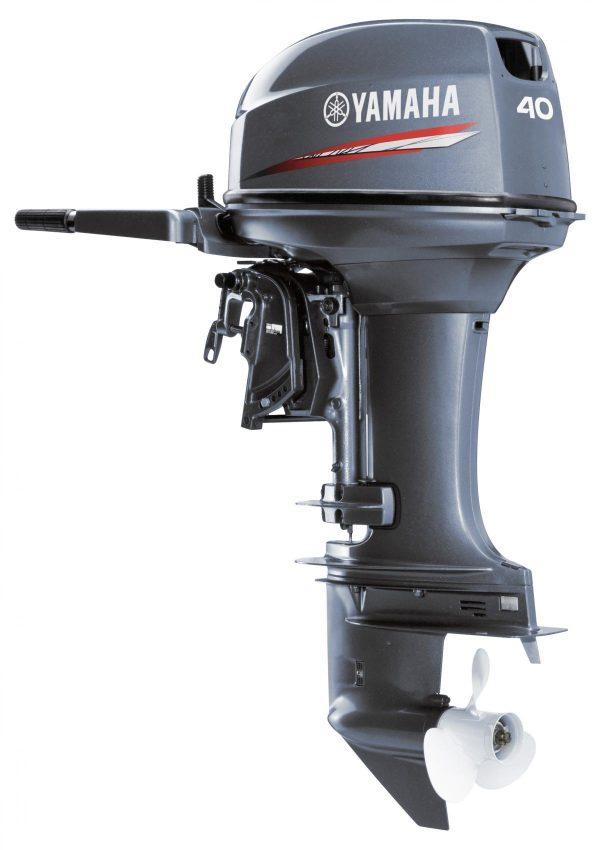 Yamaha Enduro 2 Stroke Outboard Motor