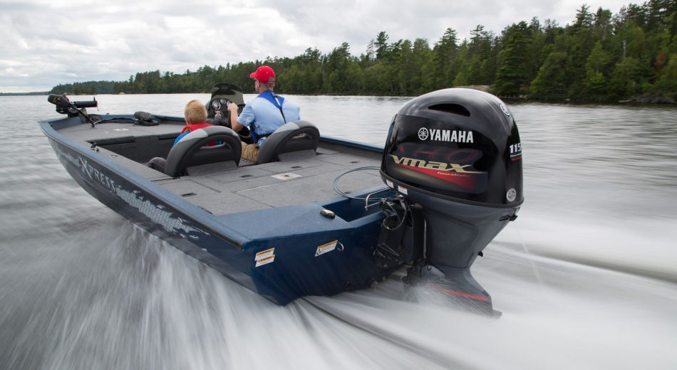 Yamaha4S Full VMAX SHO Outboard