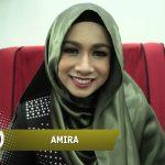 Amira Othman Pakai Hijab Labuh