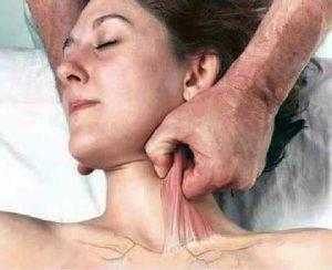 Cara Urutan Bahagian Leher