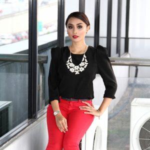 Foto Baru Wan Sharmila Pelakon Sensasi