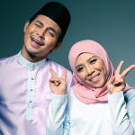 Gambar Izzue Islam Dengan Isteri