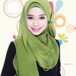 Gambar Cantik Nadya Syahera Bertudun