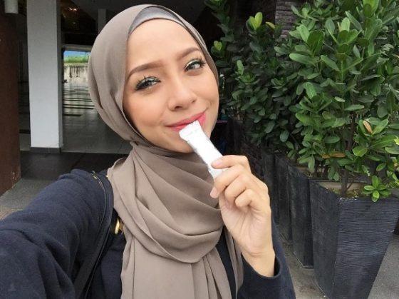 Gambar Selfie Cute Nadya Syahera