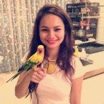 Izara Aishah Suka Burung Serindit