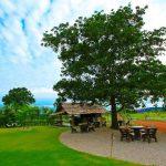 Kawasan Santai Rehat Di Uk Farm Resort Kluang Johor
