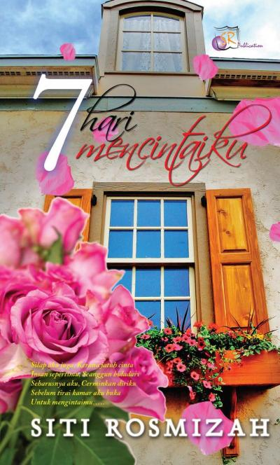 Novel 7 Hari Mencintaiku