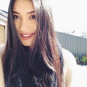 Rambut Panjang Zahirah Macwilson Cantik