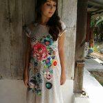 Siti Saleha Bergambar Di Kampun