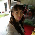 Siti Saleha Selfie Huiwei P9