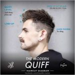 The Modern Quiff Hairstyle