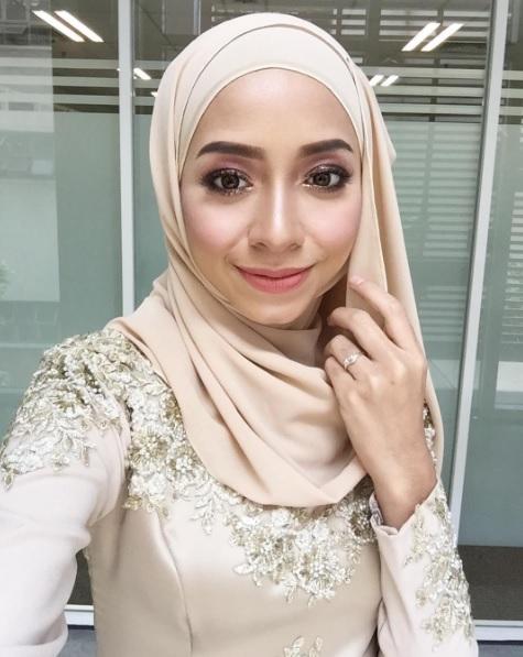Tudung Nadya Syahera