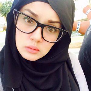 Uqasha Senrose Cantik Pakai Tudung Cun