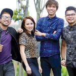 Wajah Cerita Anggota Sakura Band