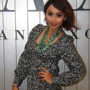 Wan Sharmila Sedang Posing