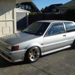 1993 Nissan Sentra N13 Hatchback