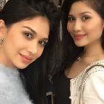 Anzalna Nasir Dan Adiknya Afifah Nasir