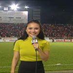 Jasmine Suraya Chin Pengulas Sidereporter Bola